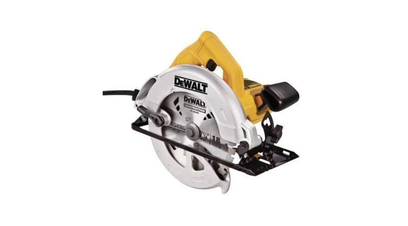 DeWALT DWE560QS körfűrész 1350W/65mm