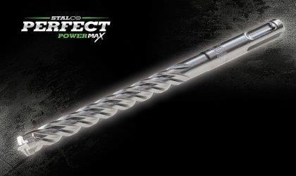 Betonfúró X5 SDS PLUS Ø 12,0 x 160mm, STALCO PERFECT POWERMAX