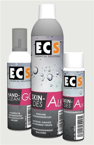 SkinDes ALK kéz- és felületfertőtlenítő, 400ml, ECS