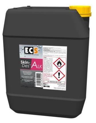 SkinDes ALK kéz- és felületfertőtlenítő, 5 liter, ECS