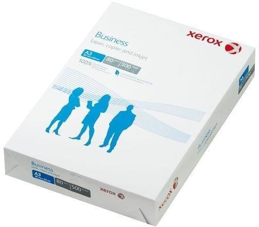 XEROX BUSINESS másolópapír, A/3, 80gr, 500ív/csom